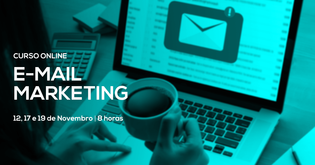 Curso de E-mail Marketing – Online Em Directo