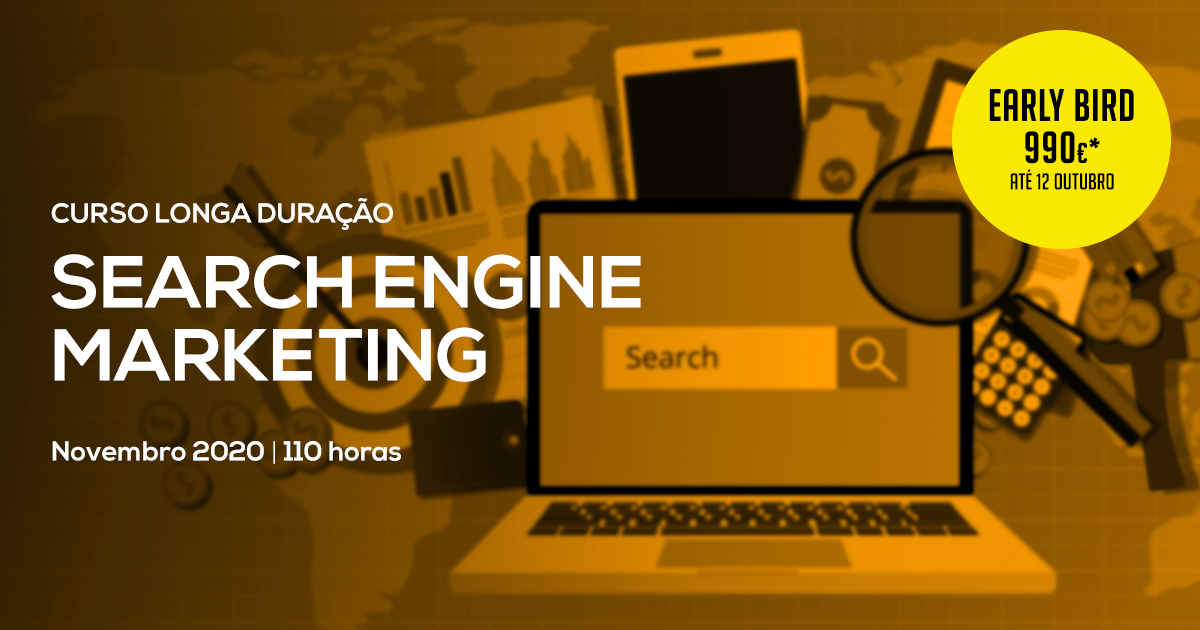 Curso de Search Engine Marketing na Lisbon Digital School
