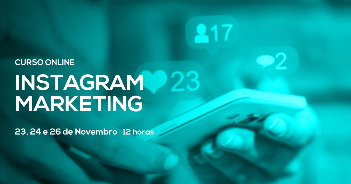 Curso de Instagram Marketing – Online Em Directo