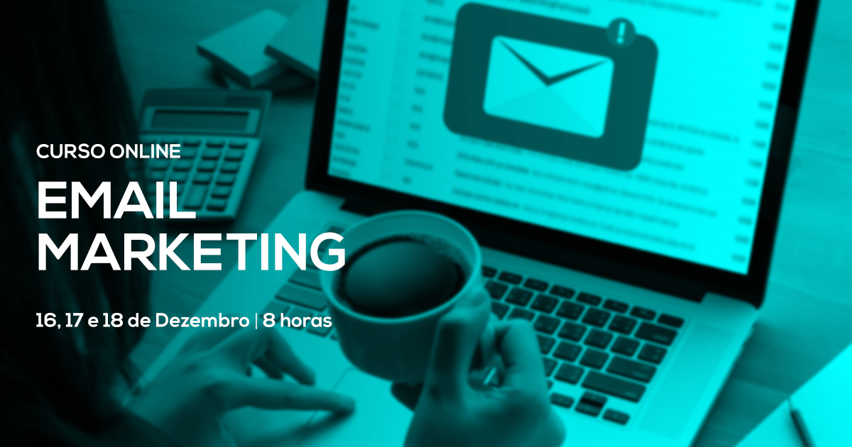 Curso de Email Marketing – Online Em Directo