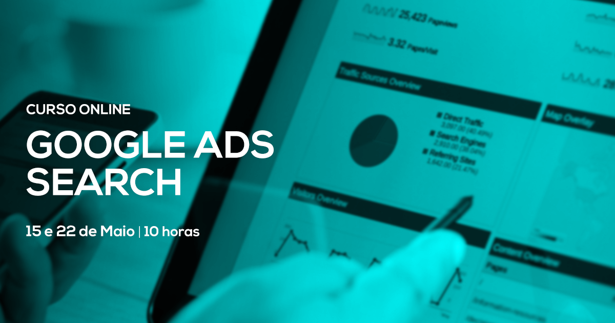 Curso Google Ads Search – Online em Directo